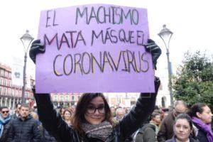 Machismo Coronavirus