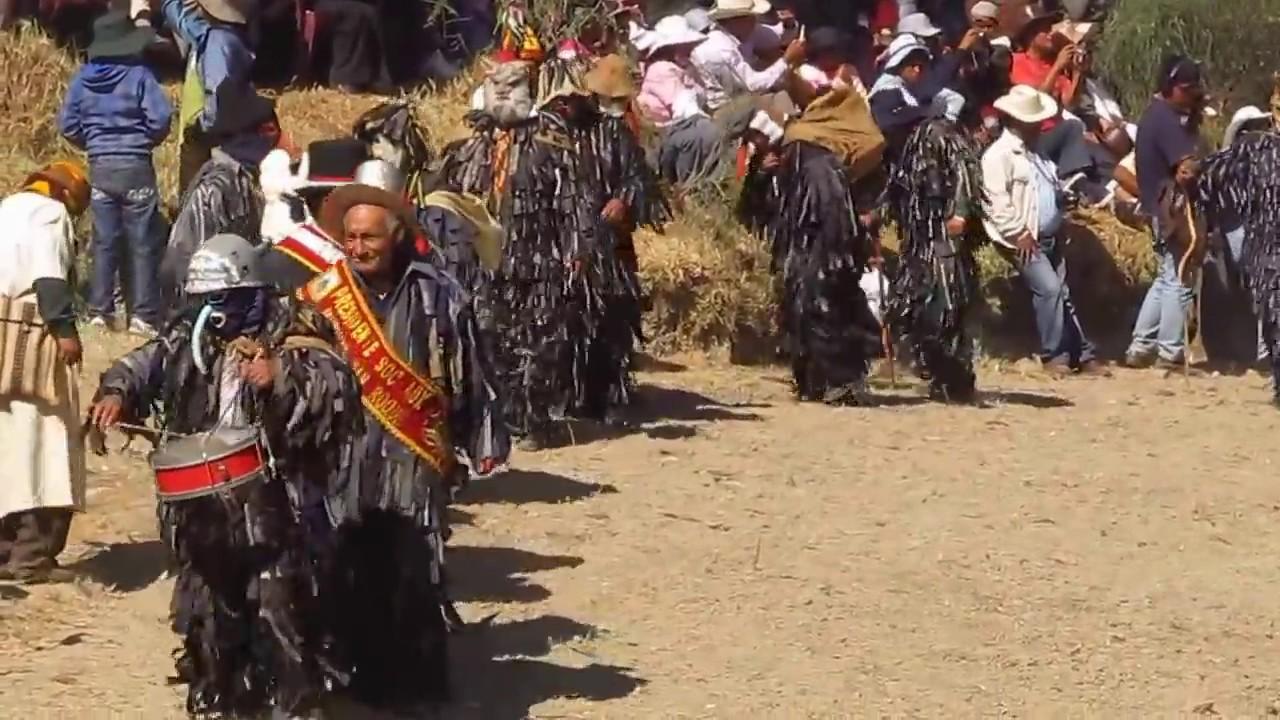 Danza de los avelinos