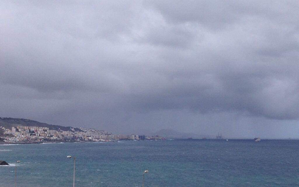 Alerta en Canarias